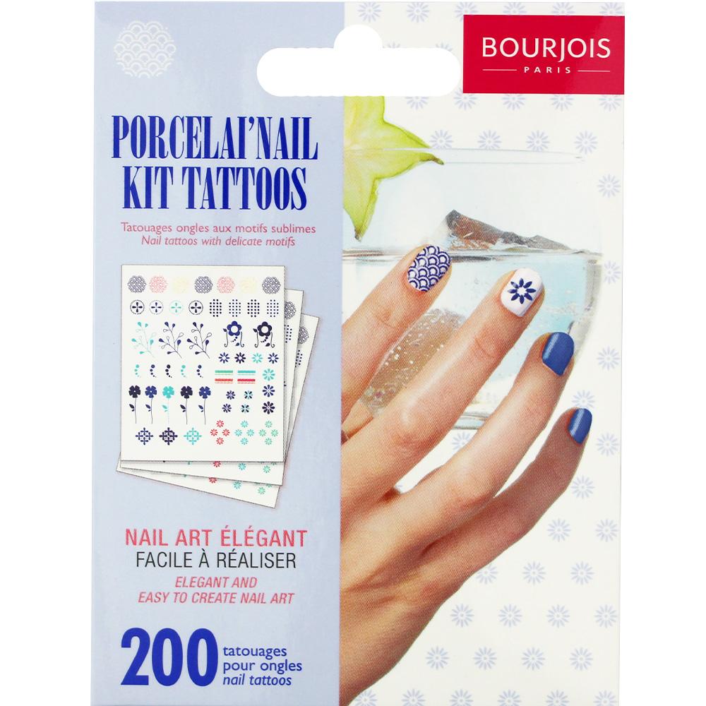Tatouages pour ongles - Porcelai'Nail