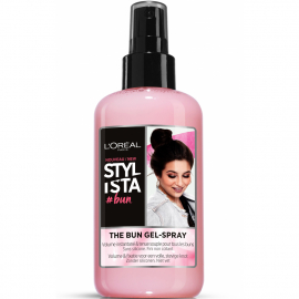 Stylista Bun gel-spray pour chignon