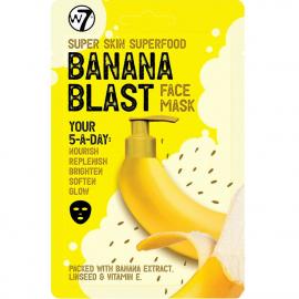 Masque tissu superfood nourrissant - Banana blast
