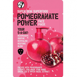 Masque superfood régénérant - Pomegranate power