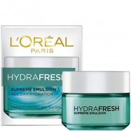 Emulsion de jour hydratante Hydrafresh
