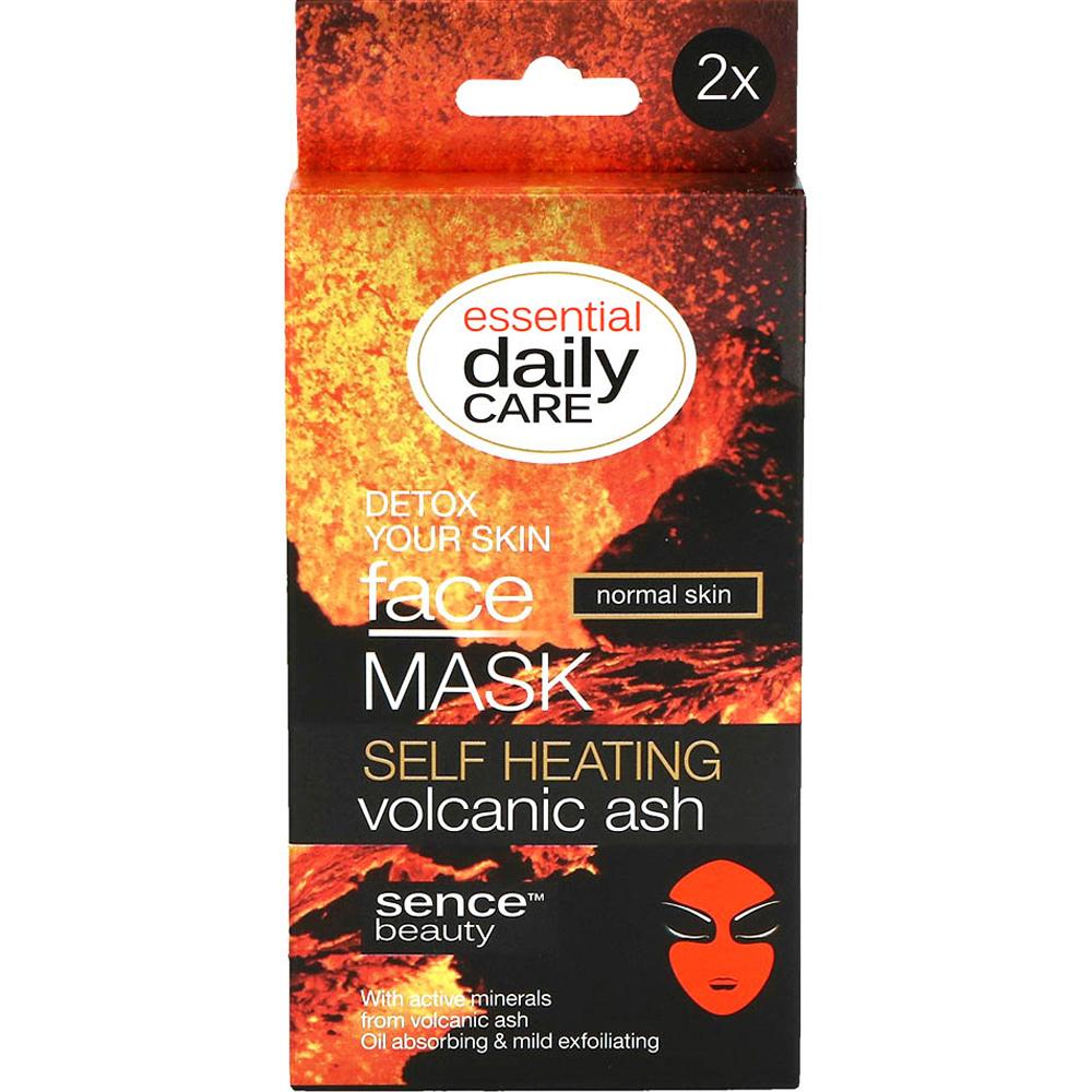 Masque Auto-chauffant Volcanic ash X2