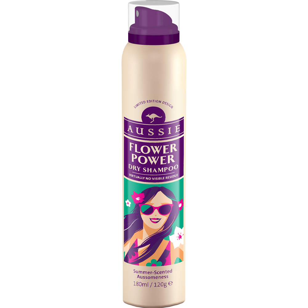 Shampoing sec Flower Power