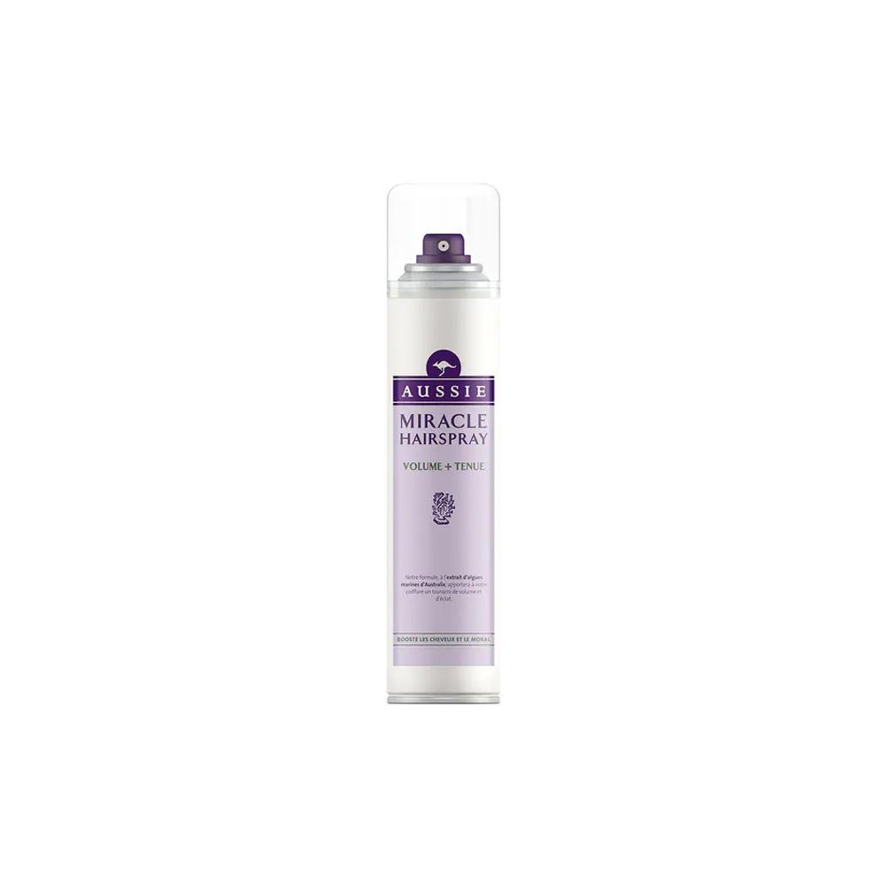 Miracle hairspray Volume + tenue