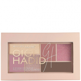 Palette 6 fards à paupières Gigi Hadid West Coast - Clair
