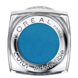 Fard à paupières mono mat - Color Infaillible - 18 Bleu...