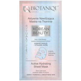 Masque hydratant actif en tissu Beauty korean