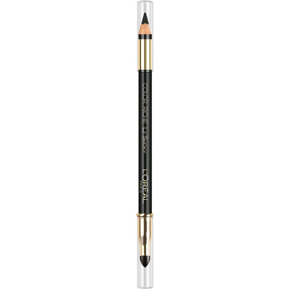 Crayon Color Riche Le Smoky 201 Black Velours