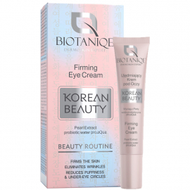Crème yeux raffermissante Korean beauty