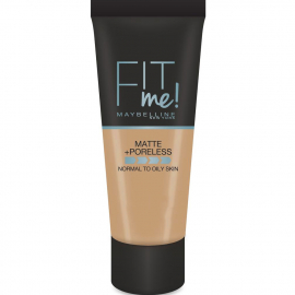 Fond de teint matifiant Fit me ! - 320 Brun naturel