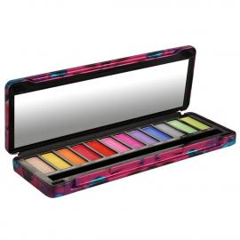 Palette Make-up artist Euphoria fards