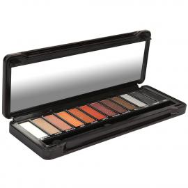 Palette Make-up artist Metals fards