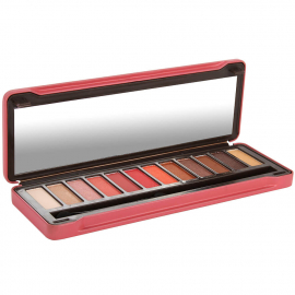 Palette Make-up artist Peach fards
