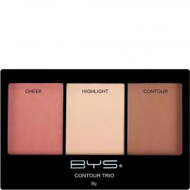 Palette contouring trio - 02 Rosé graphique
