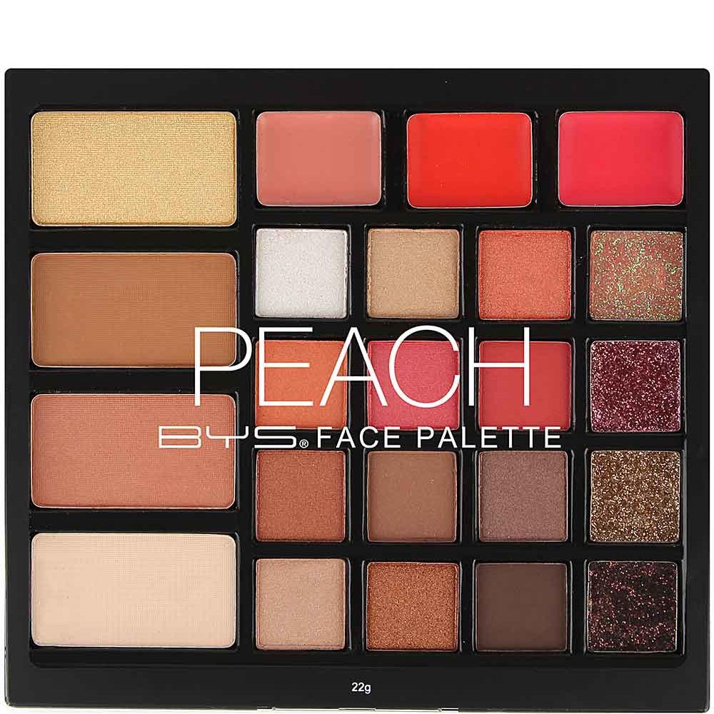 Palette Full make-up Peach