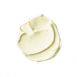 Masque nourrissant au beurre de karité texture