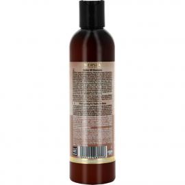 Shampoing à l'huile de ricin ingrédients