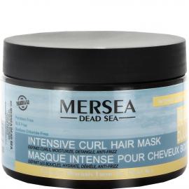 Masque intense pour cheveux bouclés