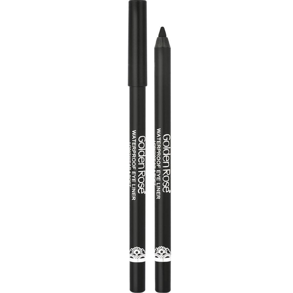 Crayon eyeliner waterproof Longwear & Soft - Noir Ultra