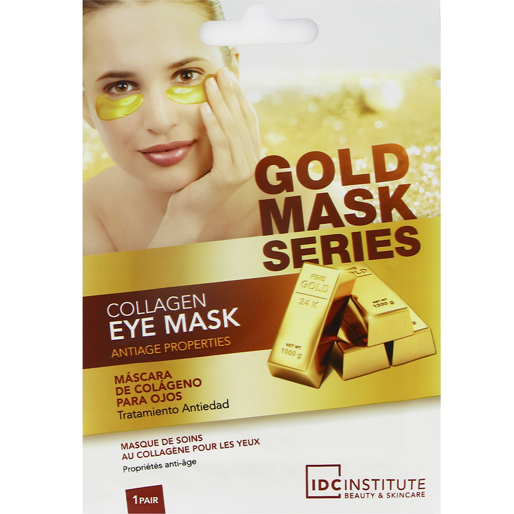 Masque yeux collagène or IDC institute