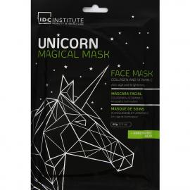 Masque visage Unicorn