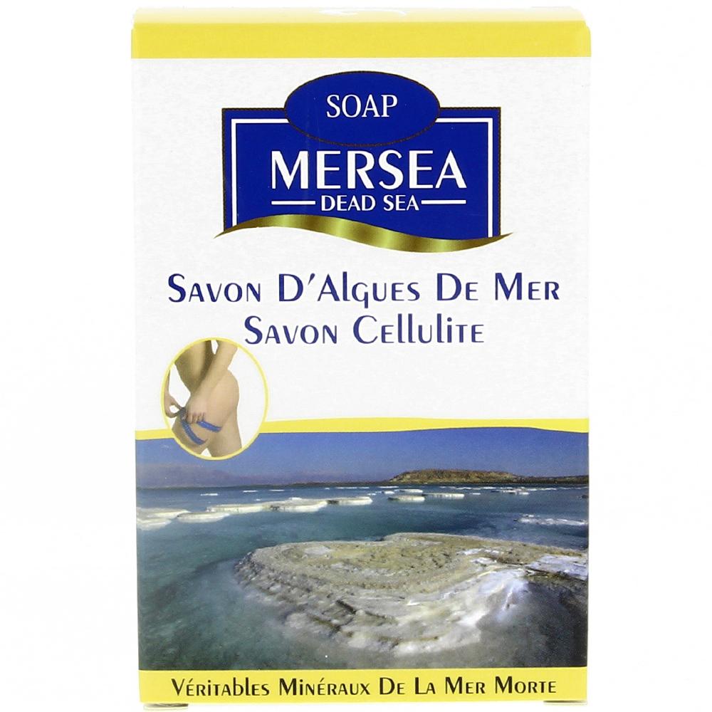 Savon anti-cellulite aux algues de la mer morte mersea