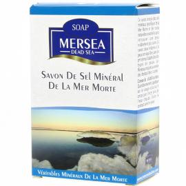 Savon au sel minéral de la mer morte