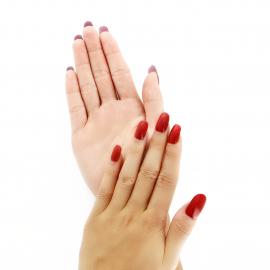Vernis à ongles - Le Rouge manucure