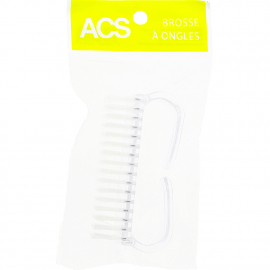 Brosse à ongles acs packaging
