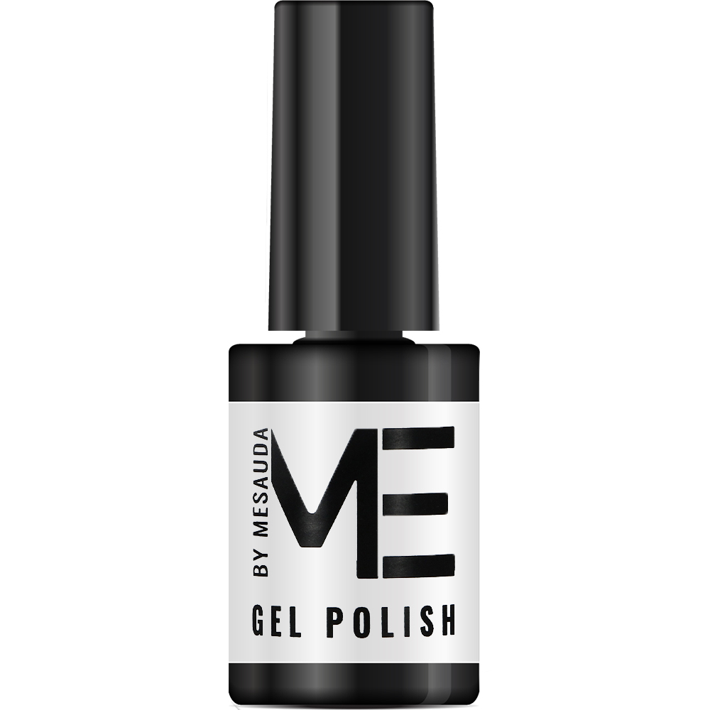 Vernis gel polish semi-permanent - 101 Snow white mesauda