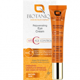 Crème yeux rajeunissante Vit C age control