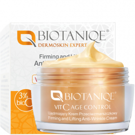Crème raffermissante 50+ VitC Age control