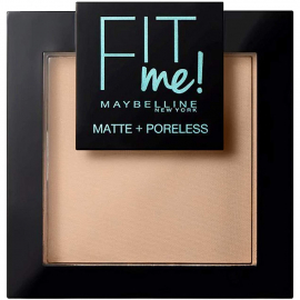 Poudre compacte Fit Me! Matte + Poreless - 130 Buff beige