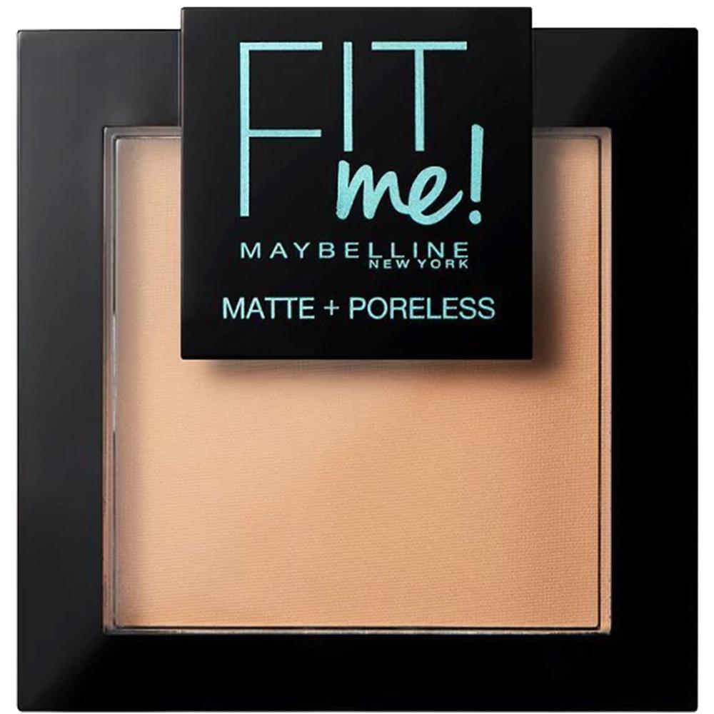 Poudre compacte Fit Me! Matte + Poreless - 220 Beige naturel