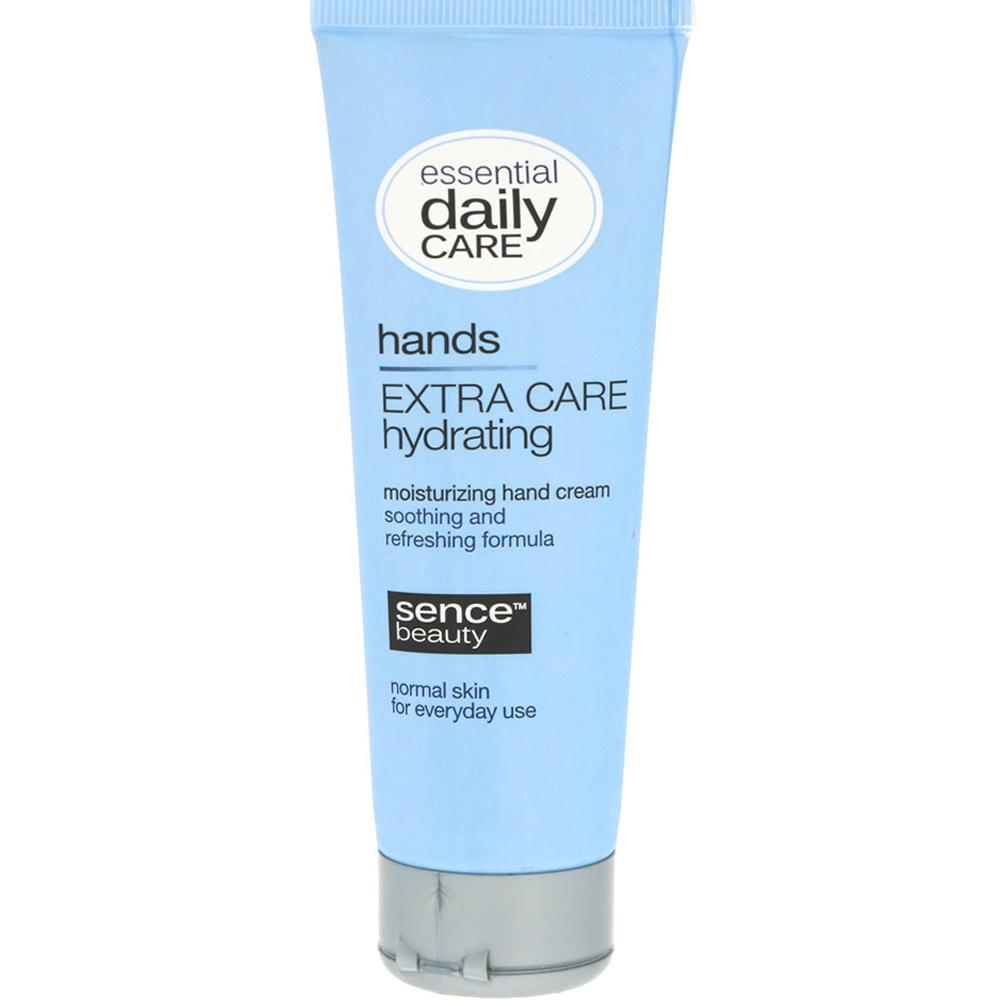 Crème hydratante pour les mains Extra care Sence
