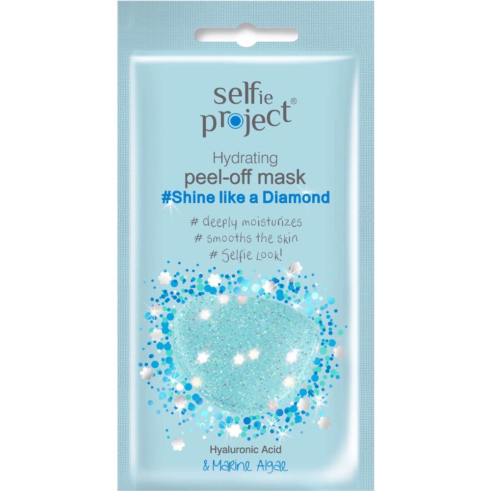 Masque peel-off hydratant