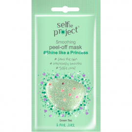 Masque peel-off lissant