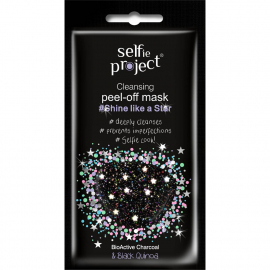 Masque peel-off purifiant