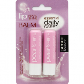Lot de 2 baumes à lèvres Pearl Shine