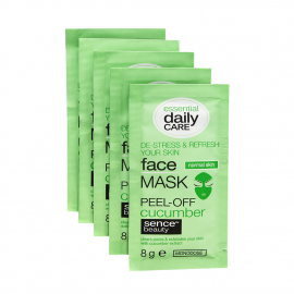 Masque peel-off concombre