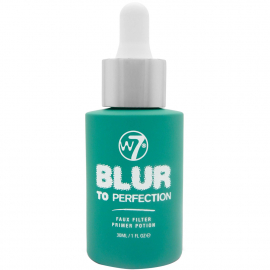 Base de teint en pipette - Blur to perfection W7.