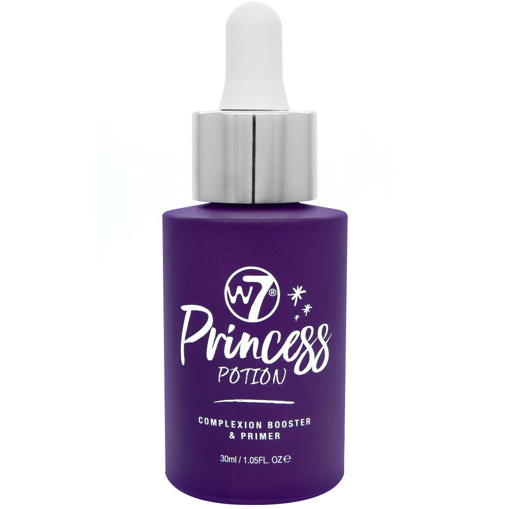 Base de teint Princess Potion en format compte-goutte de W7.