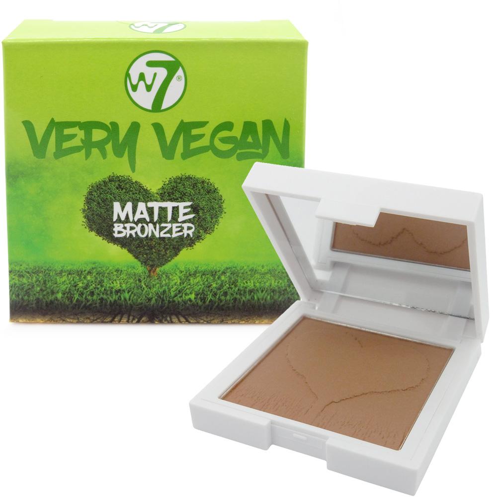 Poudre compacte Matte Bronzer Very Vegan Sun Kiss