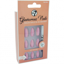 Faux ongles Glamorous – Pink Bell