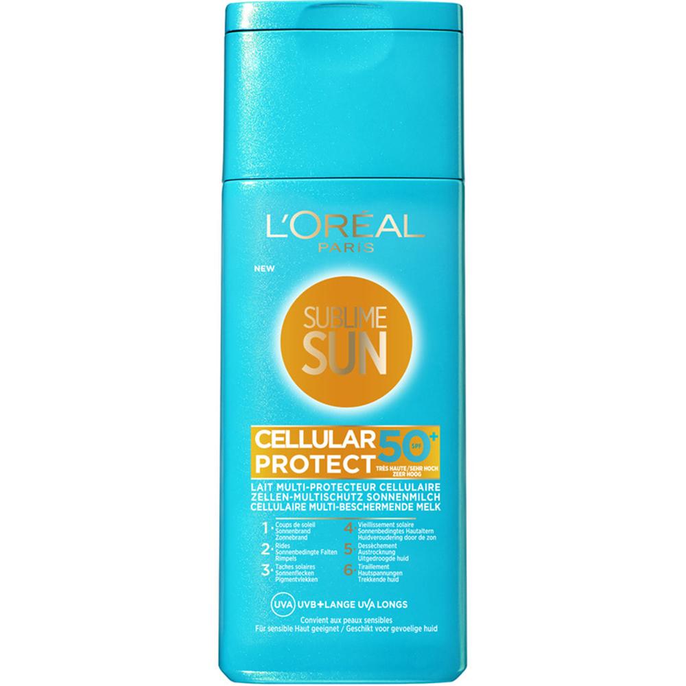 Lait cellular protect sublime sun SPF 50