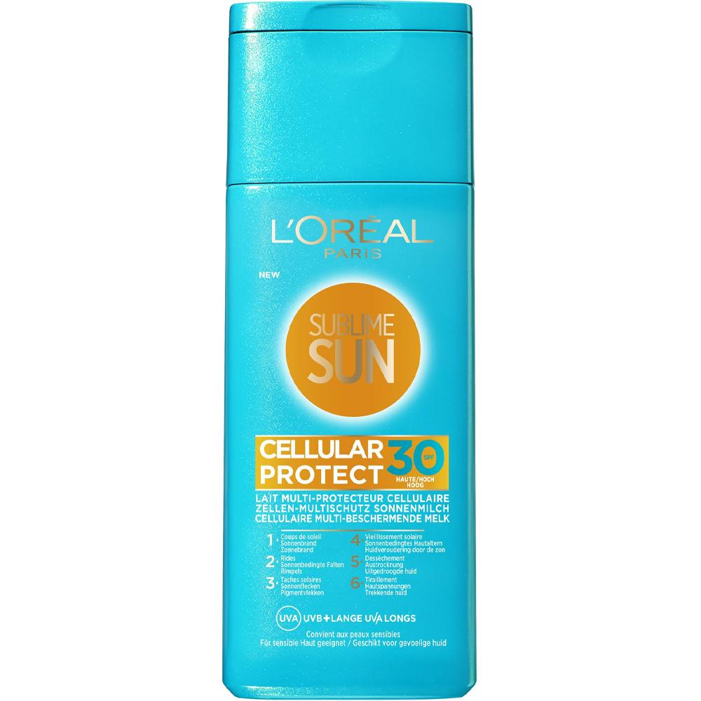Lait cellular protect sublime sun SPF 30