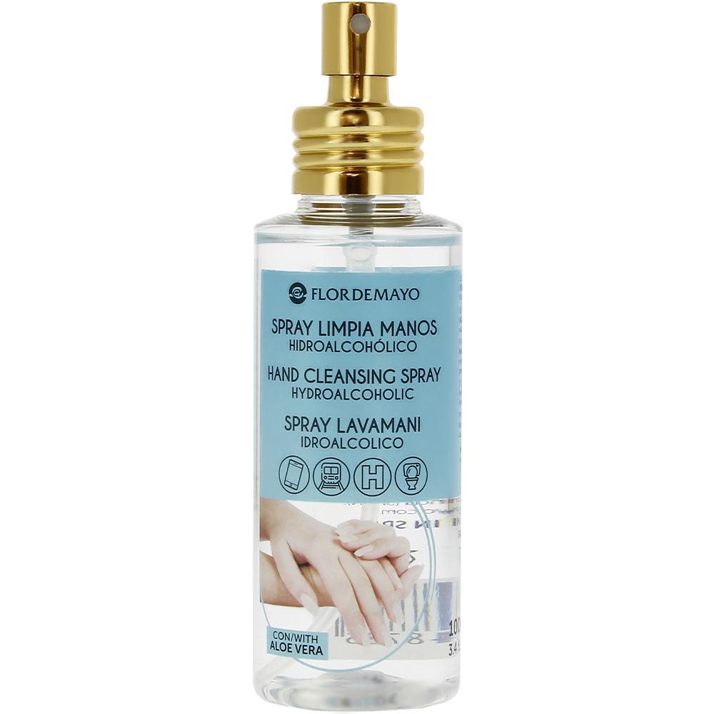 Spray hydroalcoolique aloe vera