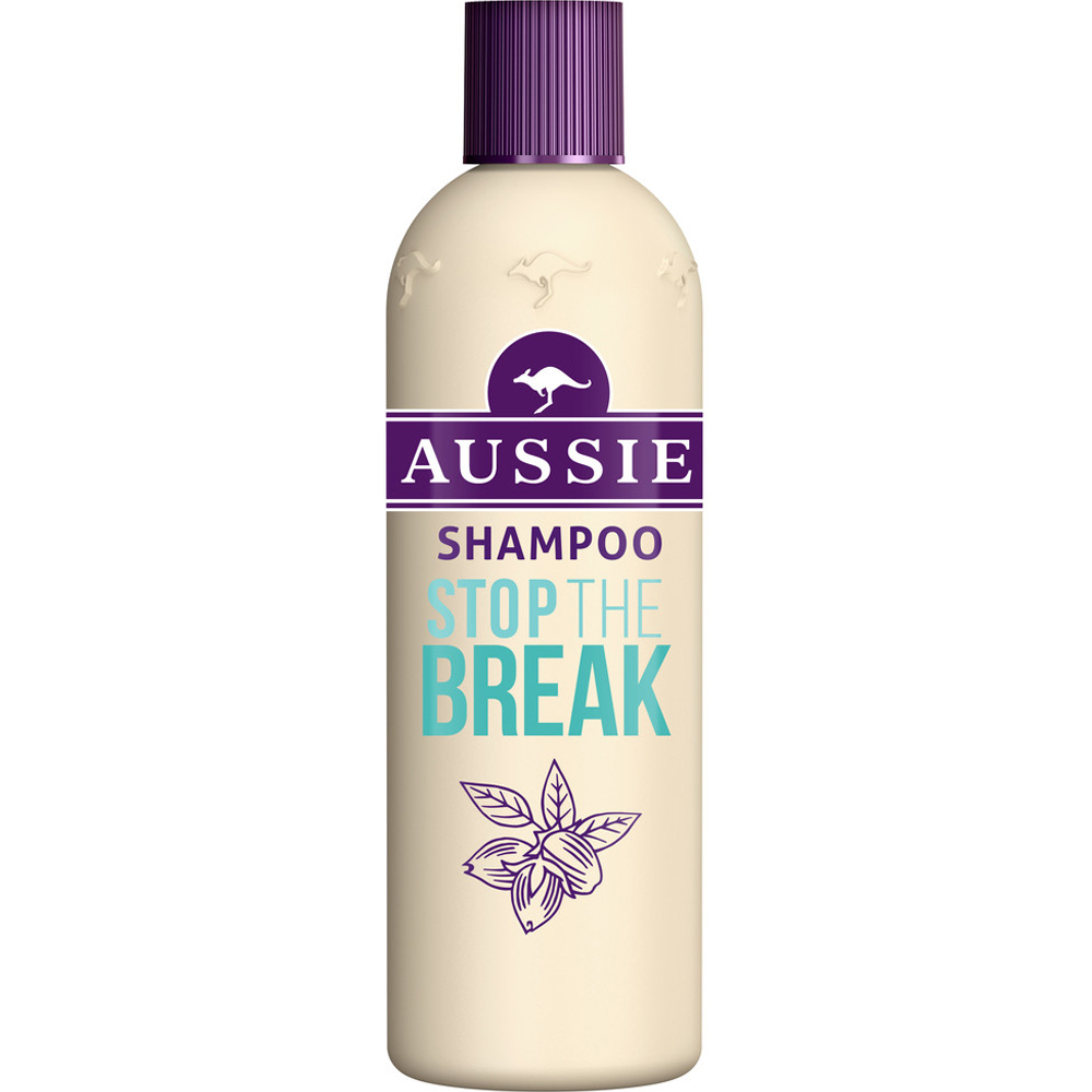 Shampoing stop the break