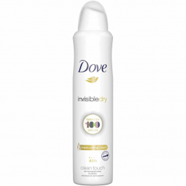 Déodorant spray invisible dry 48H