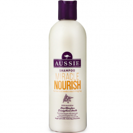 Shampoing miracle nourish